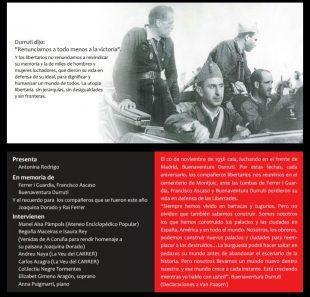 """""""Renunciem a tot menys a la Victòria""""…Buenaventura Durruti"""