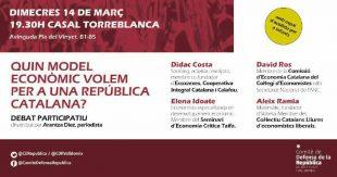 Quin Model Econòmic volem per la República Catalana