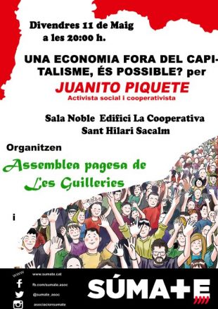 Una Economia fora del Capitalisme es possible ?