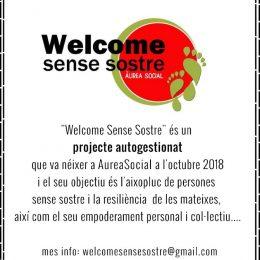 Welcome Sense Sostre Barcelona
