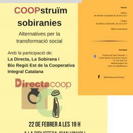 Taula Rodona  Coopstruïm Sobiranies, Alternatives Per La Transformació Social