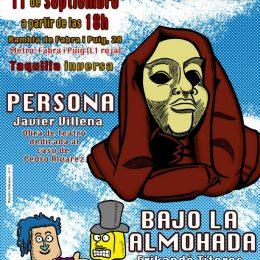 Onze de setembre Teatre a La Cinètika -Barcelona